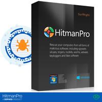 HitmanPro ✅ Advanced Malware Scanning & Removal