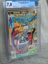Amazing Spider-Man #162 1976 CGC 7.0 1st App Jigsaw - Punisher & X-Men Crossover