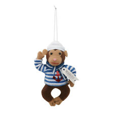 Marcus Monkey Sailor Christmas Theater Christmas Ornament New in Box