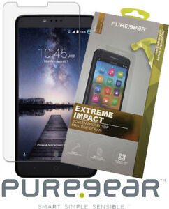 PUREGEAR PURETEK ROLL-ON SCREEN PROTECTOR KIT FOR ZTE MAX DUO, GRAND X MAX-2