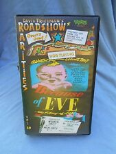 Because of Eve The Story of Life (VHS) David Friedman's Roadside Rarities Vol 39