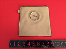 "NEW swatch ""Bank"" form clutch/wallet Carmina Campus OOAK Ilaria FENDI WOW RARE"