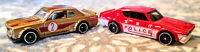 2019 Hot Wheels Nissan Skyline, Two Models, Lot of 2, Loose, See Description