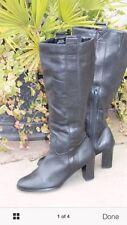 Dorothy Perkins Zip Block 100% Leather Upper Shoes for Women