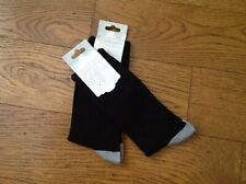 Men's Socks from Braintree (now Thought - Solid Jack in Black  x 2 pairs