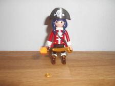 SUPER 4 : ruby femme pirate, playmobil quick