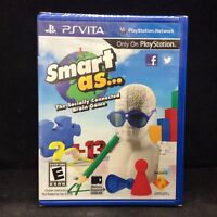 Smart As... (Sony PlayStation Vita)