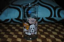E.T. Phone Home Collectible Glass Vintage 1982 MINT HTF Extra Terrestrial Retro