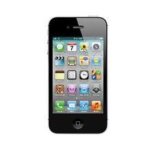 iPhone 4s iOS Black Phones