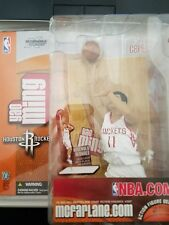 Yao Ming Mcfarlane Series 5 Rookie Figure Houston Rockets