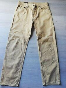 Pantalon Marlboro Classics beige - Taille W34/L34