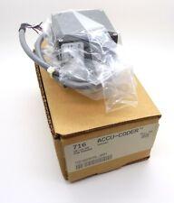 716 ACCU-CODER 716*1024HV4G 716*-1024-HV-S-4-S-G-N ENCODER