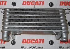2001 DUCATI 996R oil cooler radiator 54840361A , modify for 2002-04 998 Bostrom