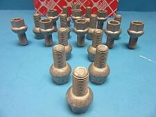 20 Wheel Lug Bolts replace Mercedes-Benz OEM# 000 990 45 07 Expedited