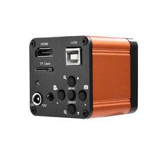 16MP HDMI USB VIDEO MICROSCOPIO DIGITALE 60FPS 1080P INDUSTRIALE CAMERA EU PLUG