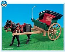 Playmobil 7834 western series single wagon w/ horse NEW carriage toy 170