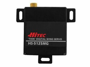 Hitec RCD - Hs-5125mg Wing Servo Metal Gear Ball Bearing Digital Servo