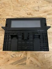 VOLVO XC60 DISPLAY BILDSCHIRM SCREEN ANZEIGE 30772584