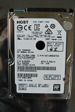 "HGST 1TB 7200RPM Laptop 2.5"" HDD SATA 6.0Gb/s HARD DRIVE 0J30563 H2T10003272S"