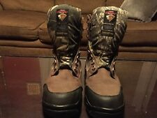Men's Herman Survivors Young Buck Camo Hunting Thinsulate Hunting Boots SIZE 13