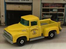Mooneyes Equipped 1956 Ford F100 Stepside Parts Runner Truck In 1/64 Scale L13