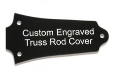 Custom engraved Truss Rod Cover fits many Older Epiphone® guitars