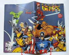 Marvel Mix 1 L'UOMO RAGNO - ROGUE - NICK FURY Marvel Italia 1996