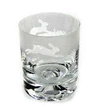 Hare - 30cl Animo Glass Whiskey Tumbler by The Milford Collection