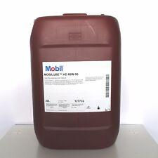 MOBIL MOBILUBE HD 80W90 DA 20 LITRI OLIO LUBRIFICANTE PER INGRANAGGI CAMION