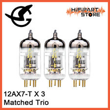 3pcs Shuguang Natural Sound 12AX7-T Matched Trio Valve Tube Replace JJ EH ECC83