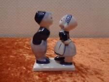 Porzellan Figur Holland Liebespaar in Tracht