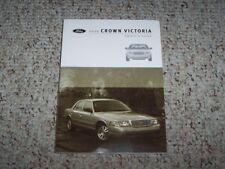 2006 Ford Crown Victoria Sedan Owner Owner's Manual User Guide LX Sport 4.6L V8