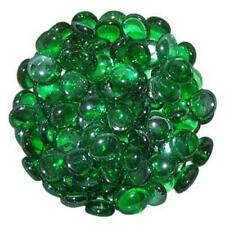 Decorative Glass Pebble Stones Beads Vase Nuggets Wedding Decoration