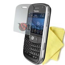 3 Para Películas BlackBerry En negrilla 9000 Proteger Guardar Pantalla Display