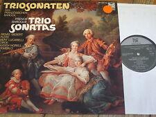 FSM 63906 PAN French Baroque Trios Sonatas / Siebert / Lucarelli / Norell