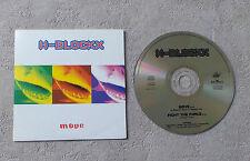 """CD AUDIO MUSIQUE INT / H-BLOCKX """"MOVE"""" 1994 CD SINGLE 2T ARIOLA 74321285292"""