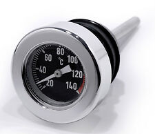Oil Dipstick Celsius Temperature Harley Twin Cam Softail 99- Thermometer