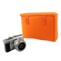DSLR SLR Camera Inner Insert Bag Partition Padded Protector Velvet Divider Case