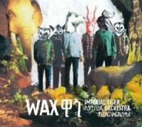 Imperial Tiger Orchestra - Wax (NEW CD)