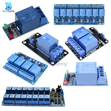 5v 124816 Channel Relay Board Module Optocoupler For Arduino Pic Arm Avrc