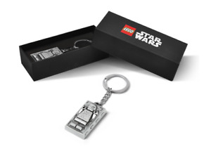 LEGO: Han Solo Keychain [Star Wars Disney Collectible Carbonite Metal] NEW