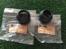# Yamaha RD50 RD50M RD80MX LB50 YB100 Dust Seal Front Fork LR 2M6-23144-00 NOS