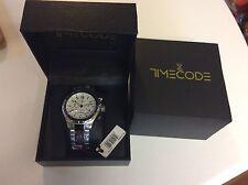 Reloj de cuarzo Timecode Sputnik 1957 TC-1011-02 Para Hombre estilo Casual