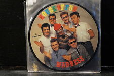 """Madness – House Of Fun / Don't Look Back (7"""" Picture-Disc)"""