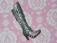 Mattel MY SCENE BARBIE DOLL Replacement Single SILVER Boot Fab Faces KENNEDY