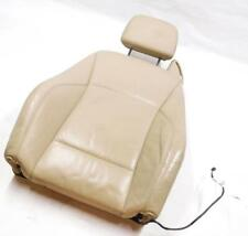 2007 BMW Z4 (E85) LEFT FRONT DRIVER UPPER TOP HEATED SEAT CUSHION (BEIGE)