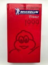 Guide Michelin France 1999