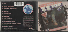 THE BEST OF ZZ TOP CD  made in GERMANY  10 Legendary Texas tales