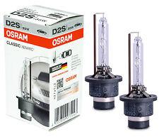 2x OSRAM Brenner Lampe ORIGINAL D2S 66240CLC Xenarc CLASSIC Xenon Scheinwerfer