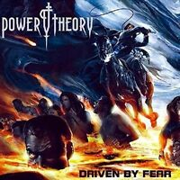 Power Theory - Driven By Fear [New CD]